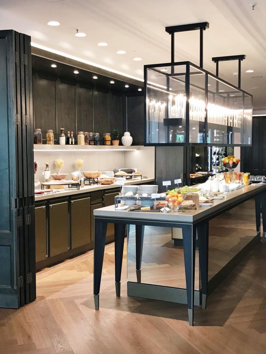 Sofitel Frankfurt Opera Breakfast, Luxury Frankfurt Hotel - Her Heartland Soul