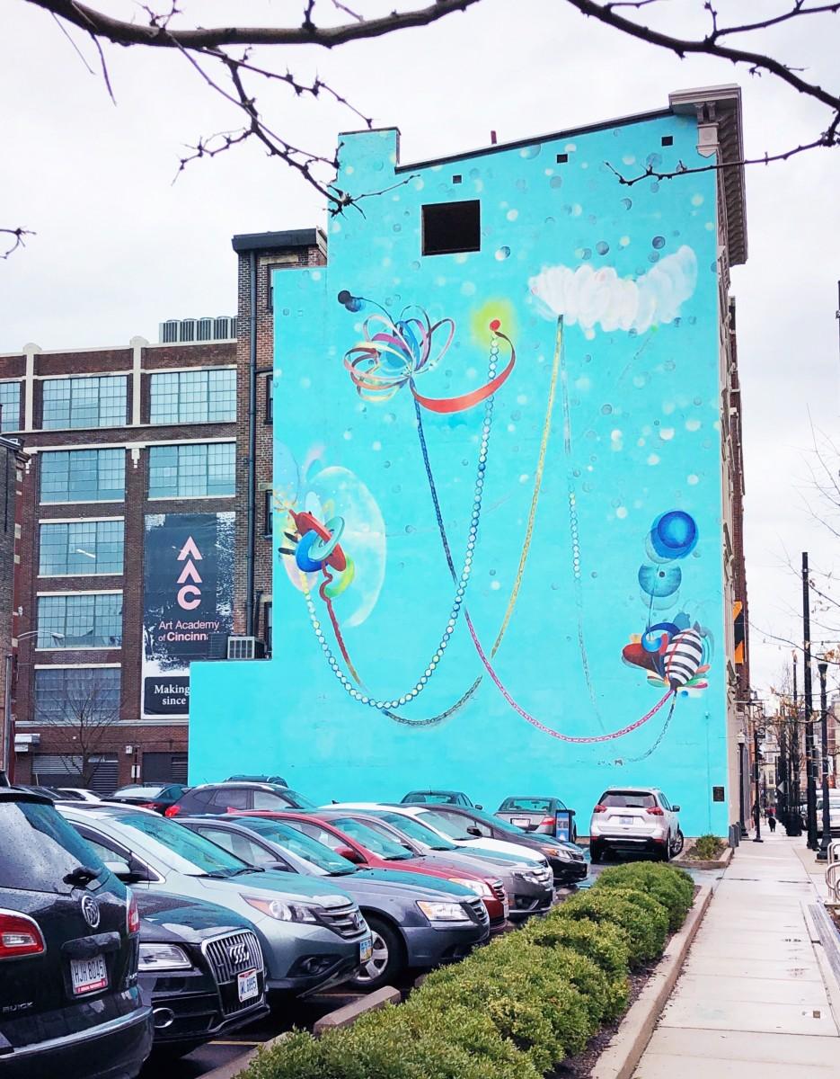 Cincinnati Mural Her Heartland Soul