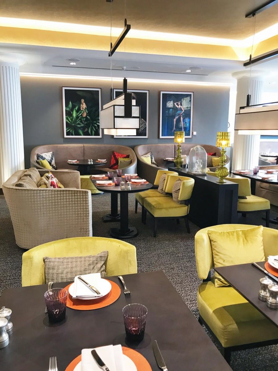 Sofitel Frankfurt Opera Restaurant, Luxury Frankfurt Hotel - Her Heartland Soul