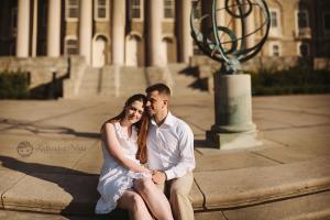 Erin Smith Girl Gone Veggie Wedding Engagement Pictures