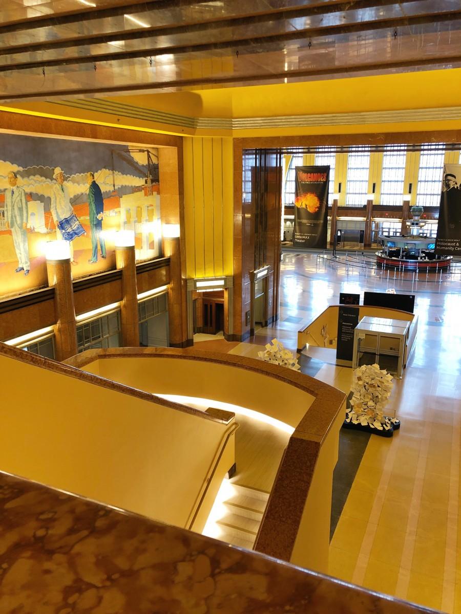 Union Terminal - Cincinnati Ohio - Her Heartland Soul