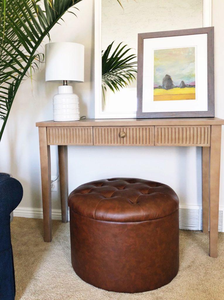 Living Room Makeover - Her Heartland Soul