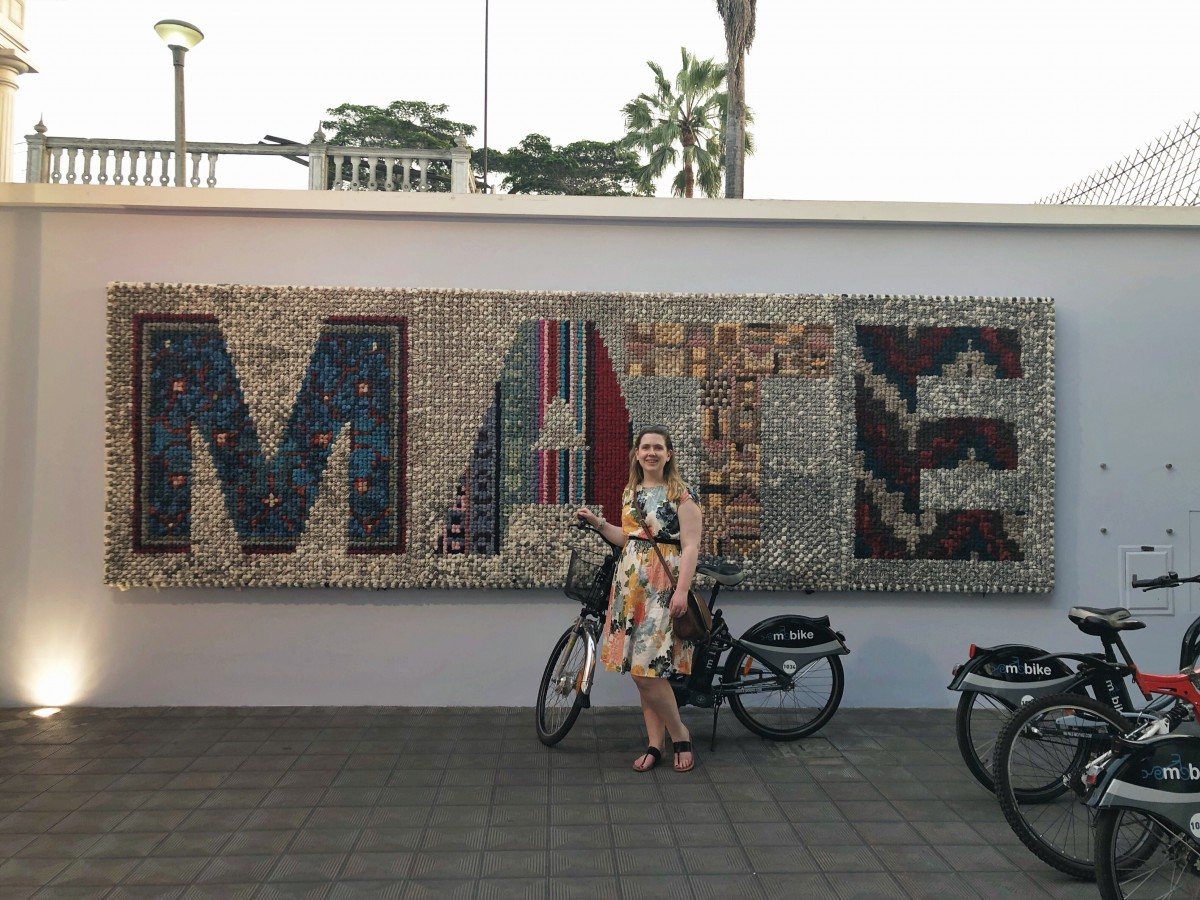 MATE Mario Testino Museum Barranco Lima - Her Heartland Soul