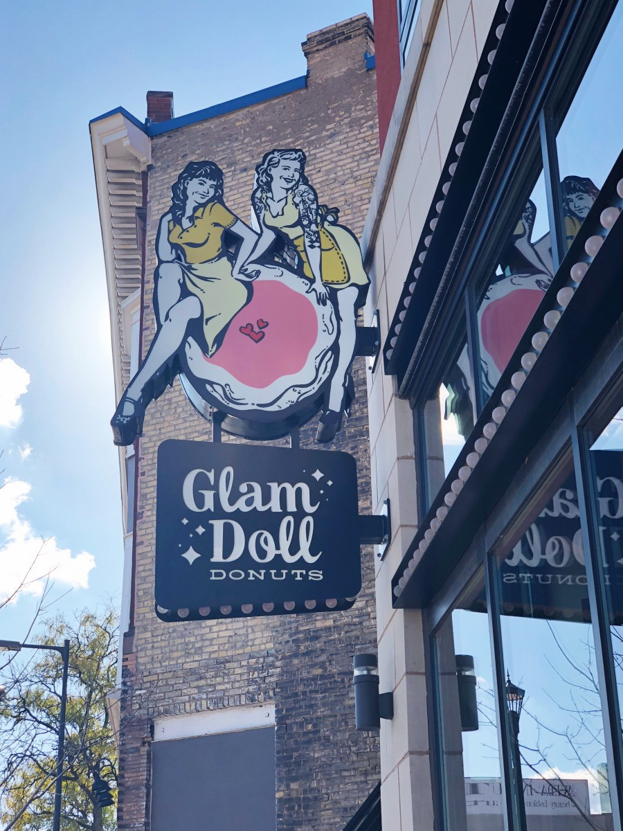 Glam Doll Donuts - Minneapolis Minnesota - Her Heartland Soul
