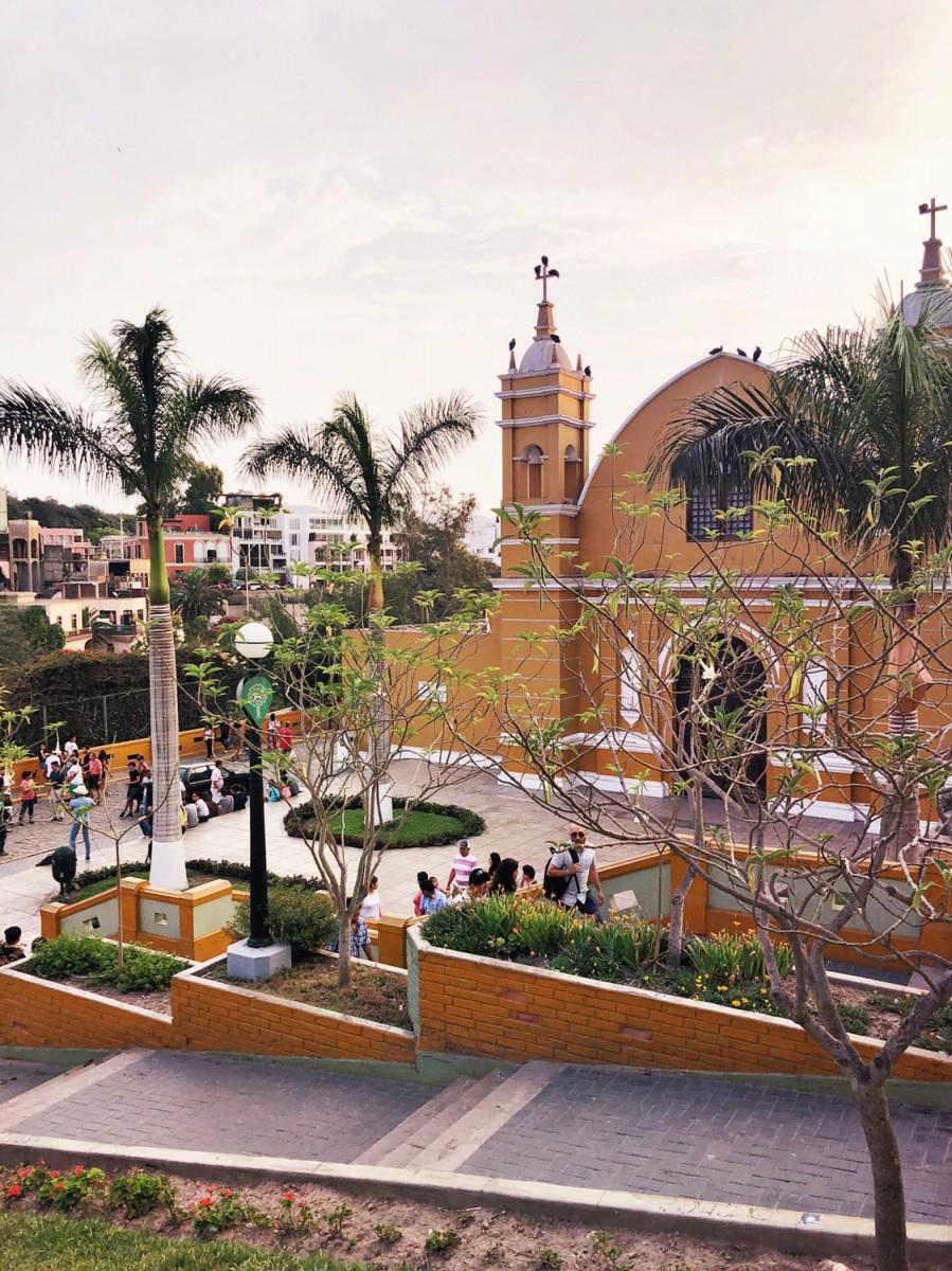 Barranco District Lima - Her Heartland Soul