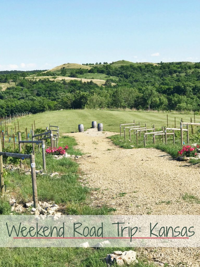 A Weekend Road Trip: Kansas