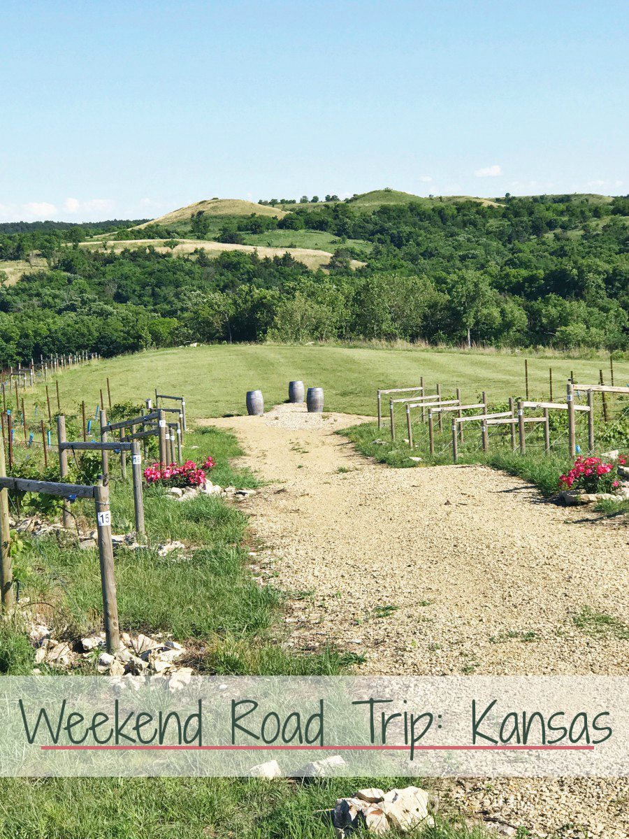 A weekend road trip to Kansas Her Heartland Soul