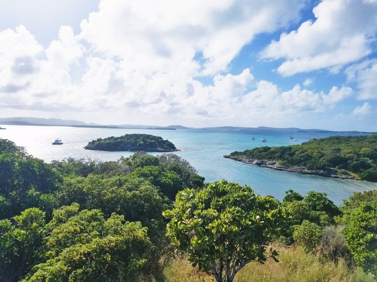 Snorkeling in Antigua Southern Caribbean - Her Heartland Soul