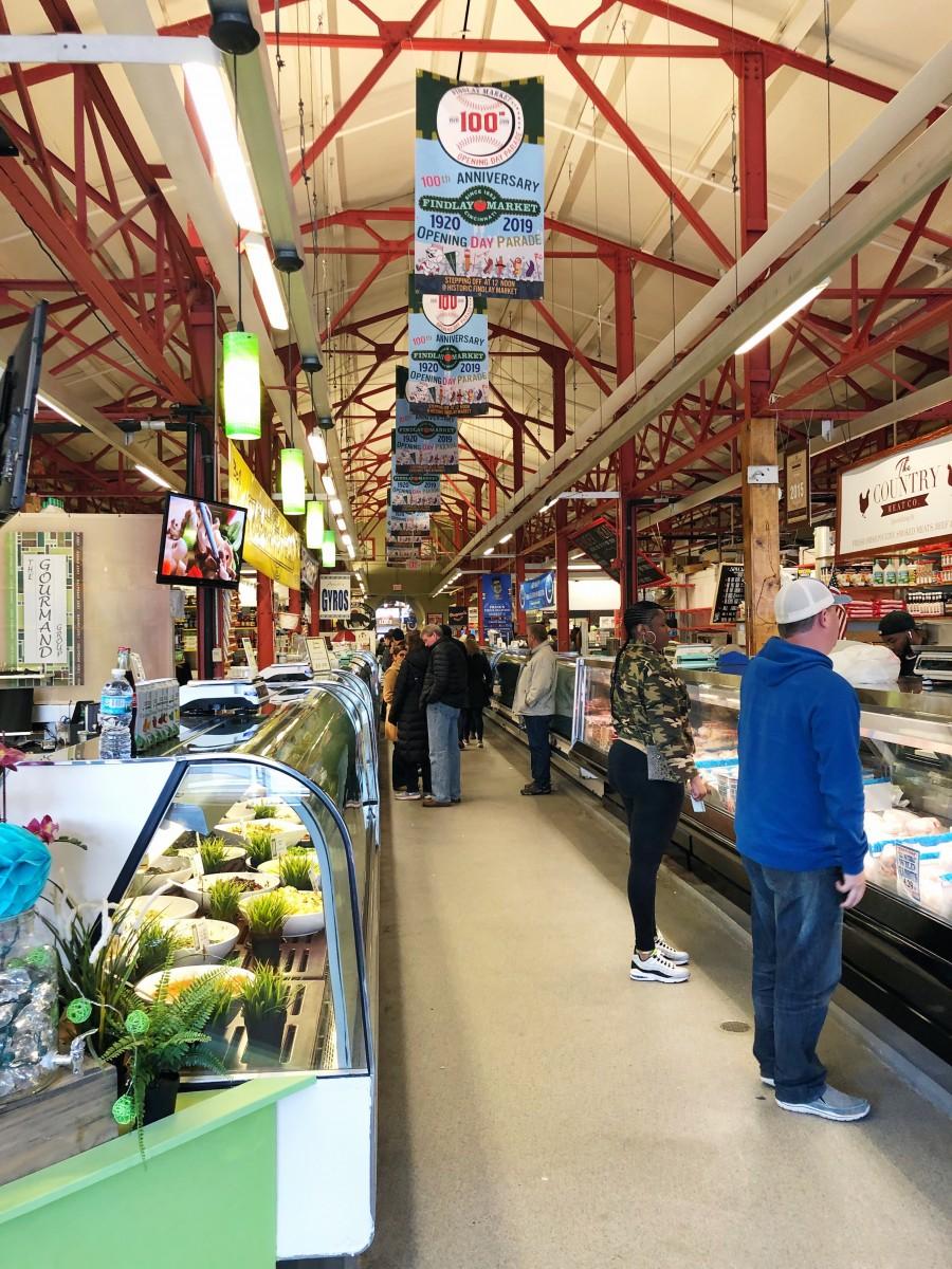 Findlay Market - Cincinnati Ohio - Her Heartland Soul