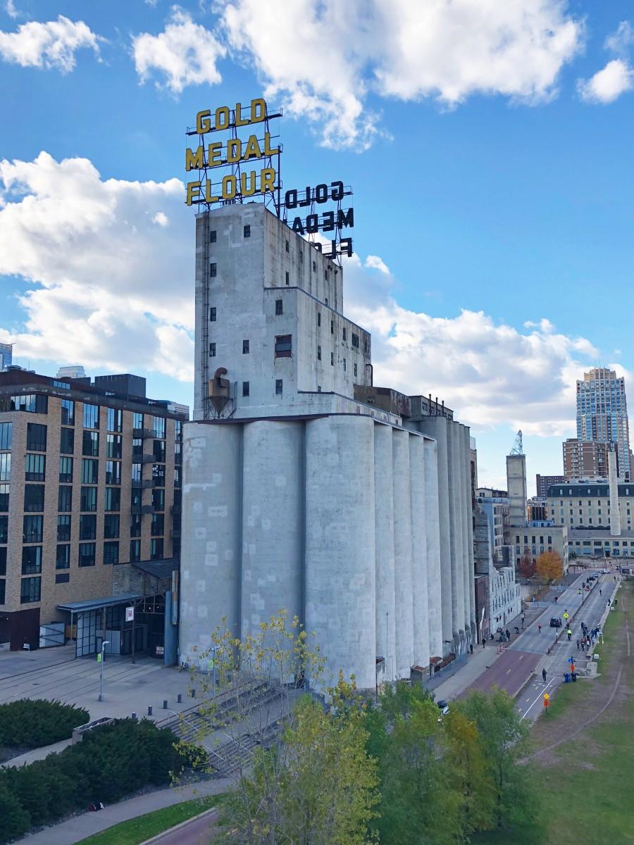 Mill City Museum - Minneapolis Minnesota - Her Heartland Soul