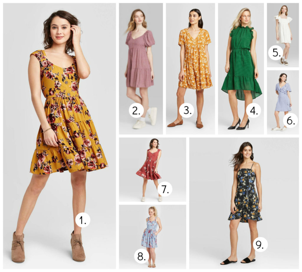 The Best Target Spring Dresses Under $40 - Her Heartland Soul
