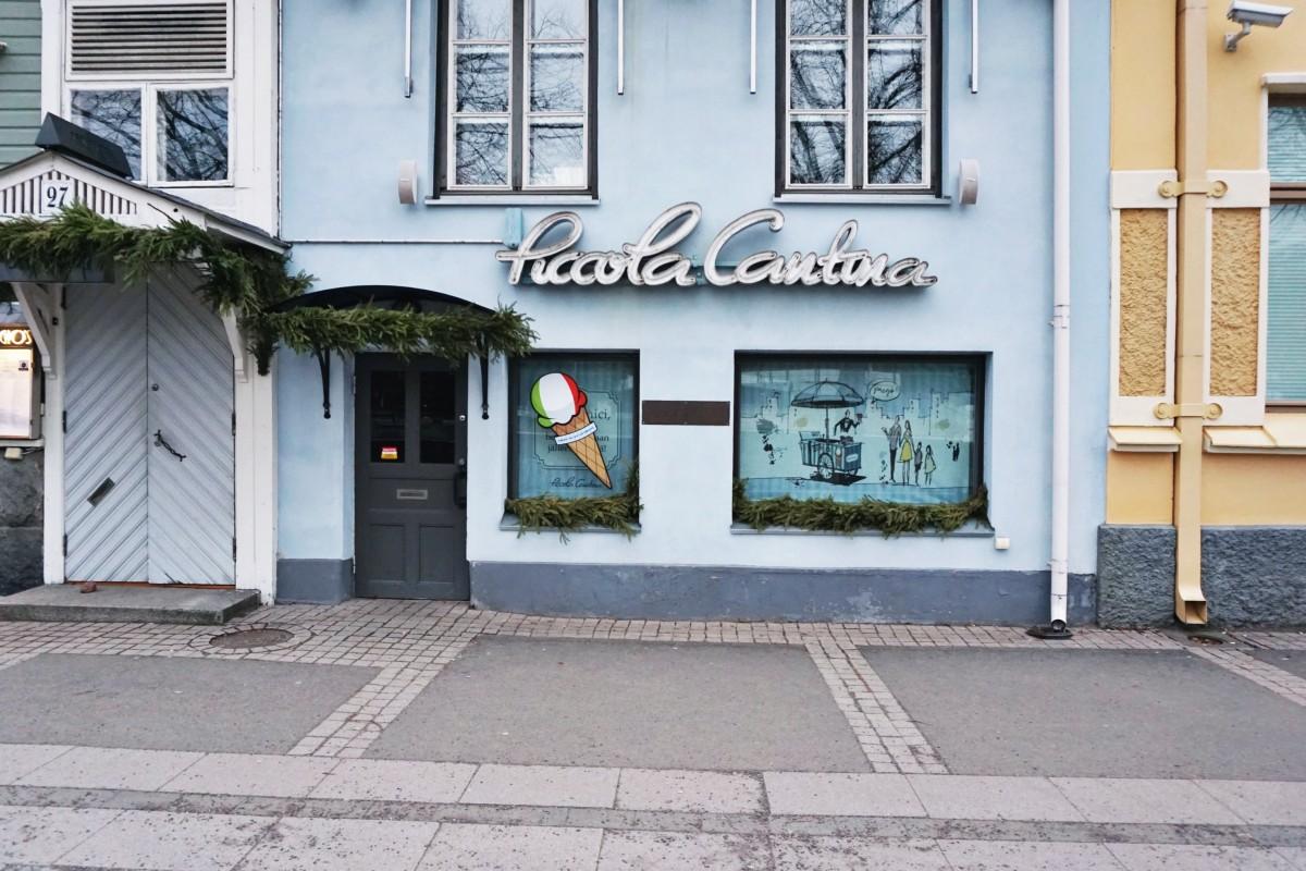 Turku Riverside Finland - Her Heartland Soul