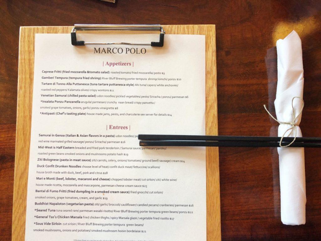 Marco Polo - St. Joseph Missouri - Her Heartland Soul