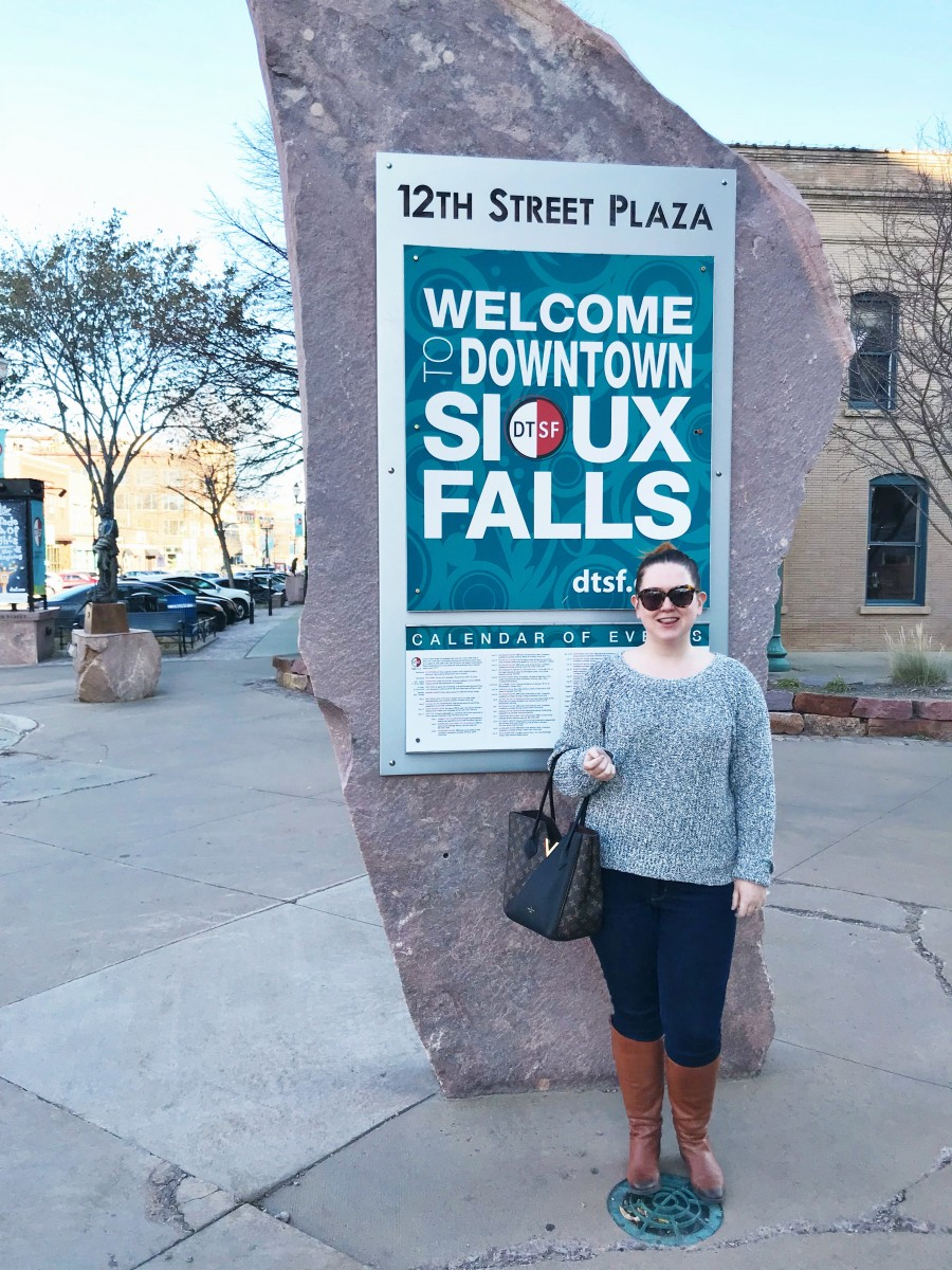 Downtown Sioux Falls Her Heartland Soul