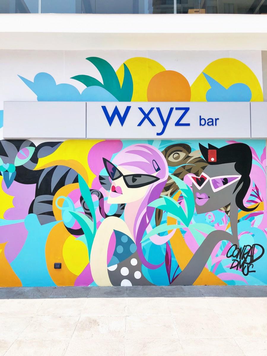 WXYZ Bar Aloft Lima Miraflores - Her Heartland Soul