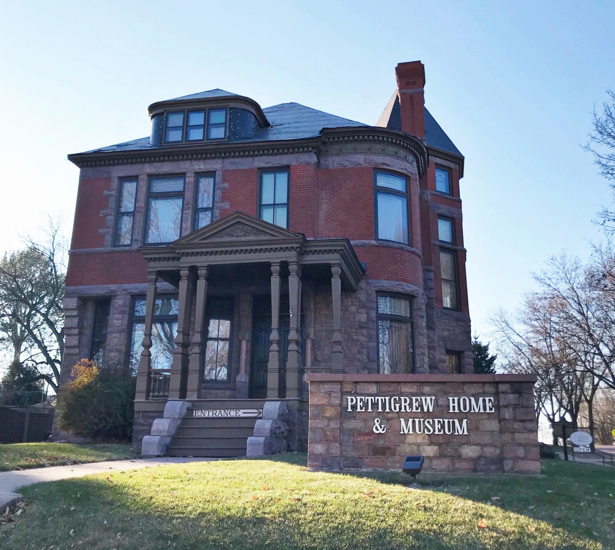 Pettigrew Home and Museum Sioux Falls Her Heartland Soul