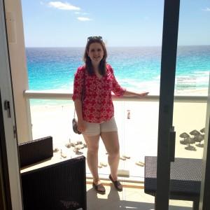 Girl Gone Veggie Westin Lagunamar Cancun Mexico Honeymoon