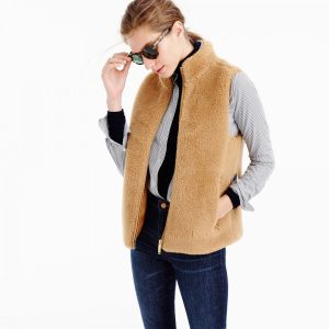 The Perfect Fall Vest (on sale!)