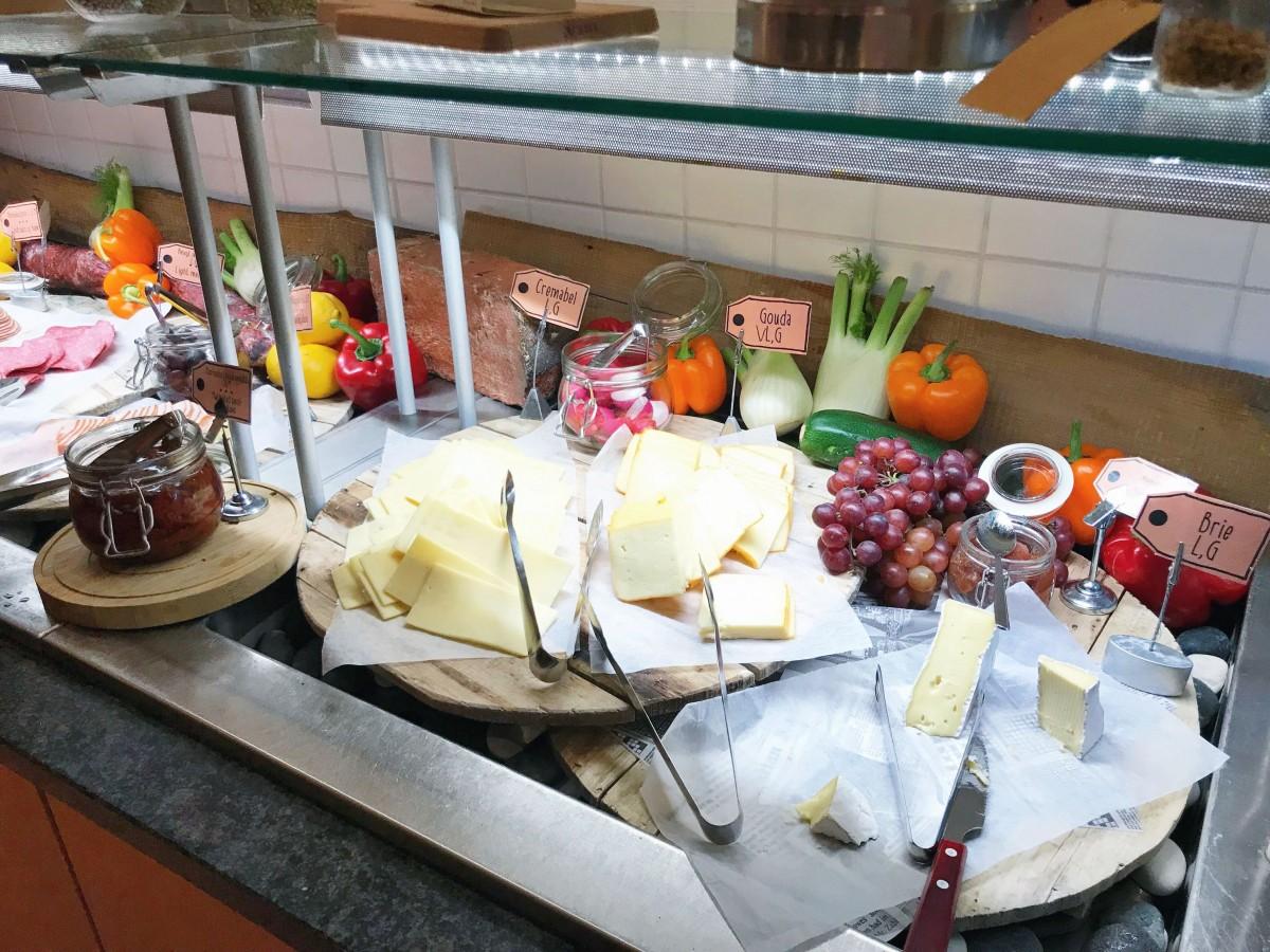Breakfast Buffet Radisson Blu Marina Palace Hotel Turku Finland Her Heartland Soul
