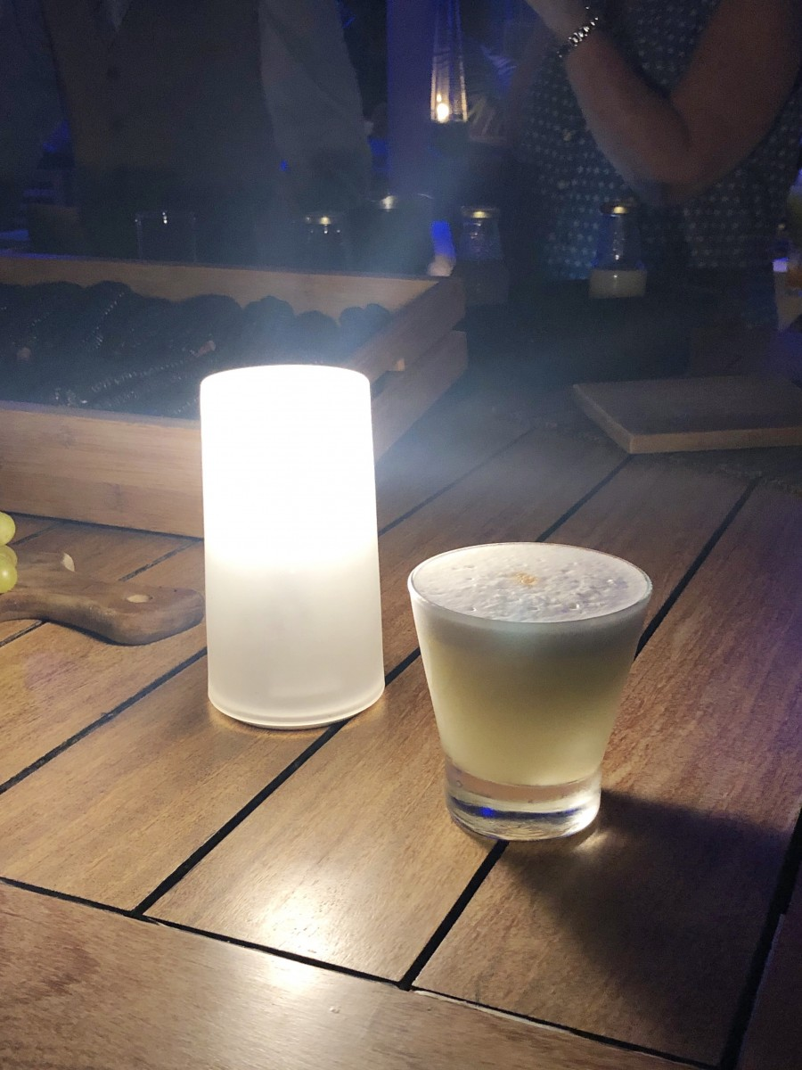 Pisco Sour Hotel Paracas, a Luxury Collection Resort Marriott - Her Heartland Soul
