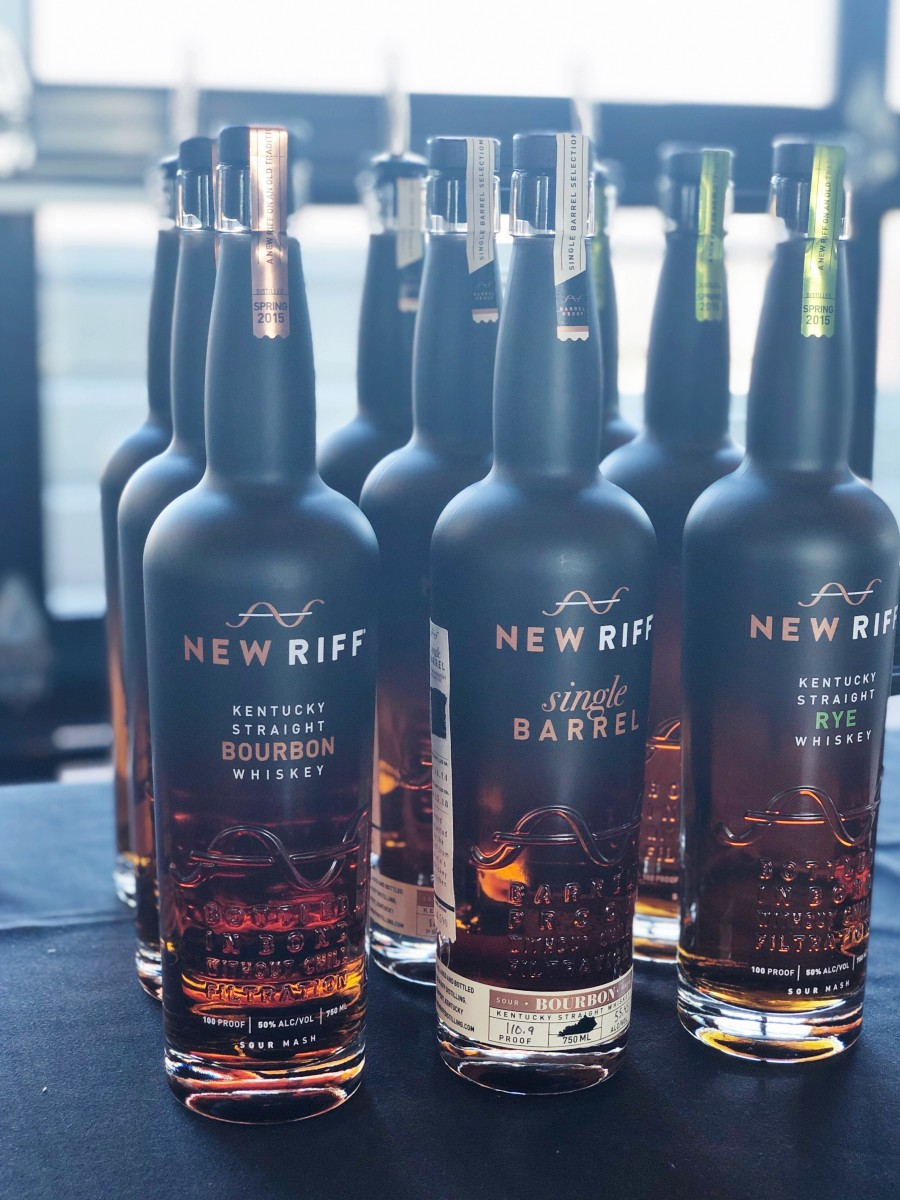 New Riff Distilling Newport Kentucky - Her Heartland Soul