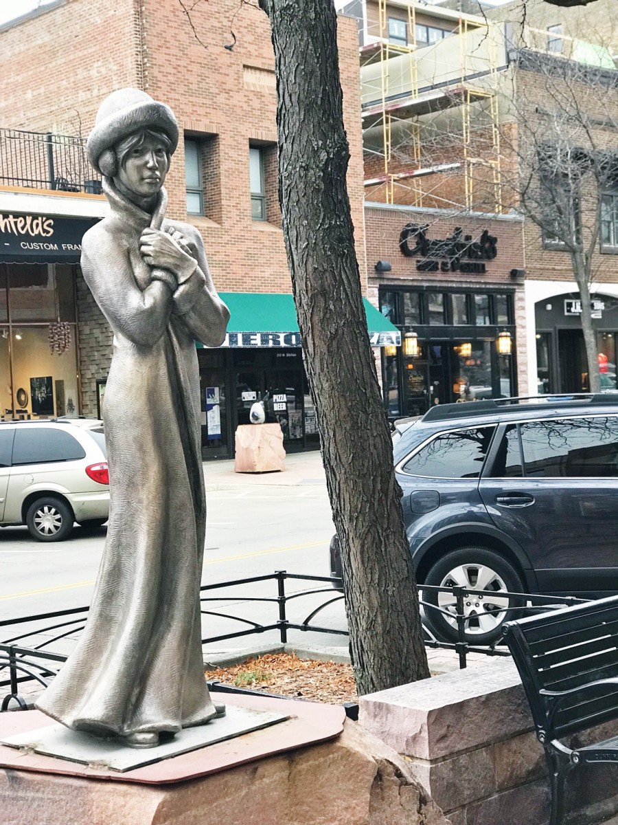 Sculpture Walk Sioux Falls Her Heartland Soul