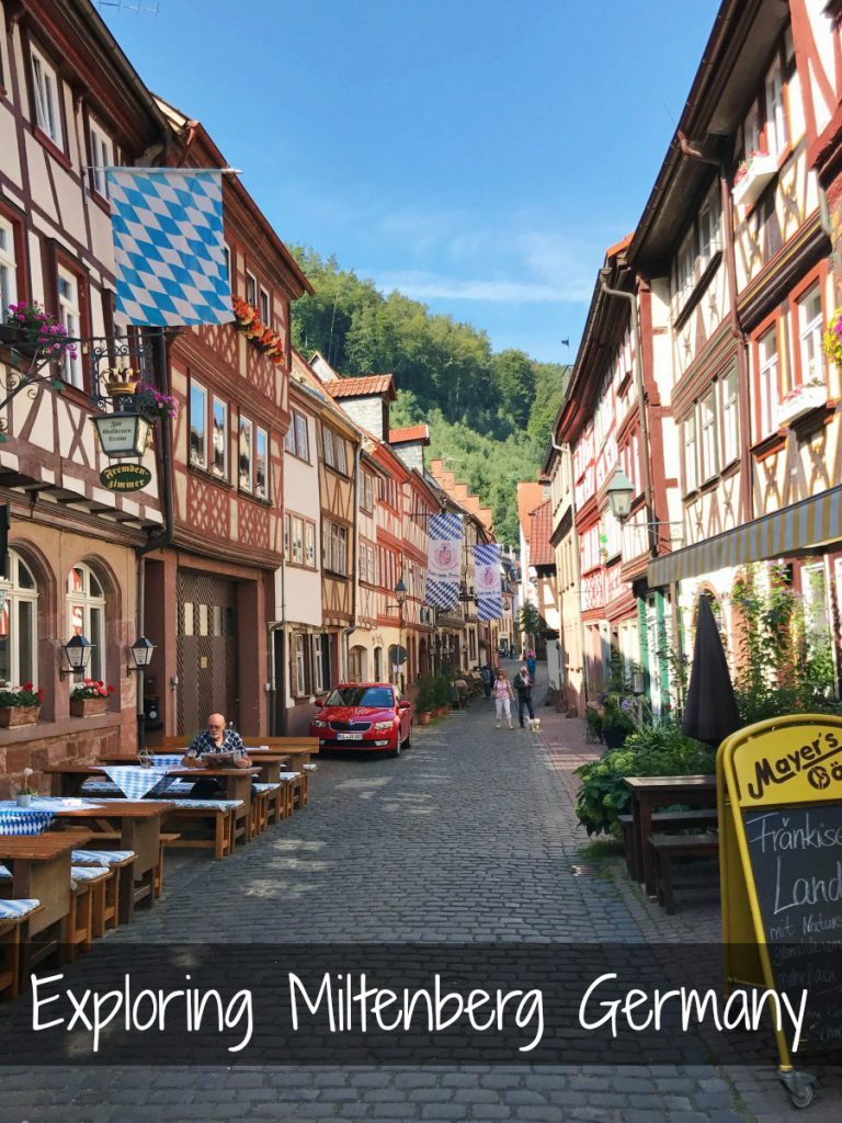 Exploring Miltenberg Germany