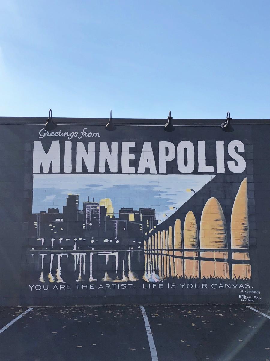 Minneapolis Minnesota - Her Heartland Soul