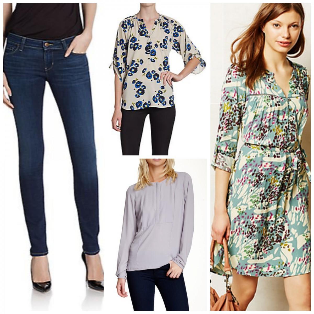 Fall Fashion Favorites Jeans Blouse Dress Her Heartland Soul Erin Fairchild