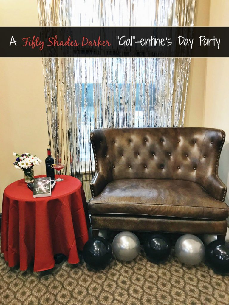 """A Fifty Shades Darker """"Gal""""-entine's Day Party"""