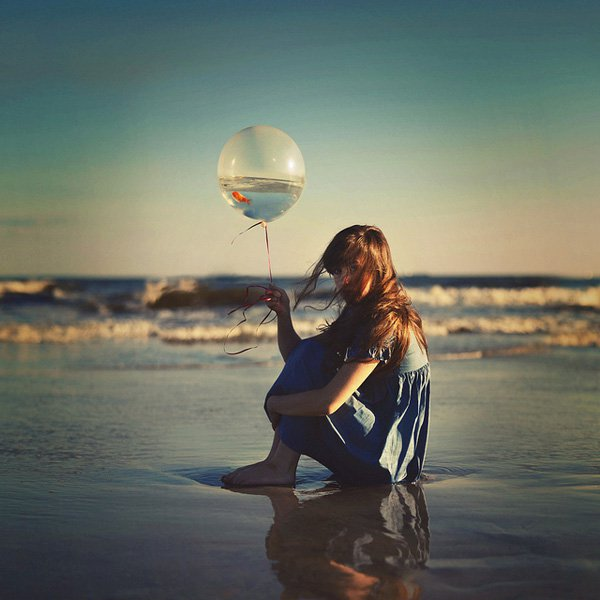 Goldfish Balloon Her Heartland Soul