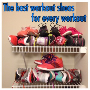 Erin Fairchild Girl Gone Veggie The best workout shoes for every workout