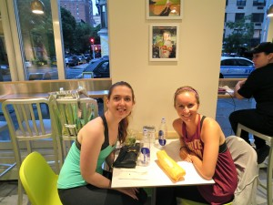 Erin Alec Girl Gone Veggie Soul Cycle NYC
