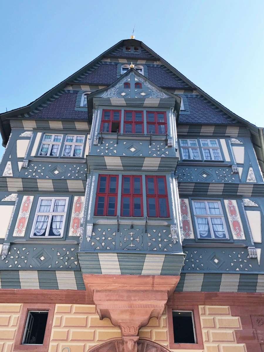 Gasthaus Zum Riesen Miltenberg Germany Her Heartland Soul