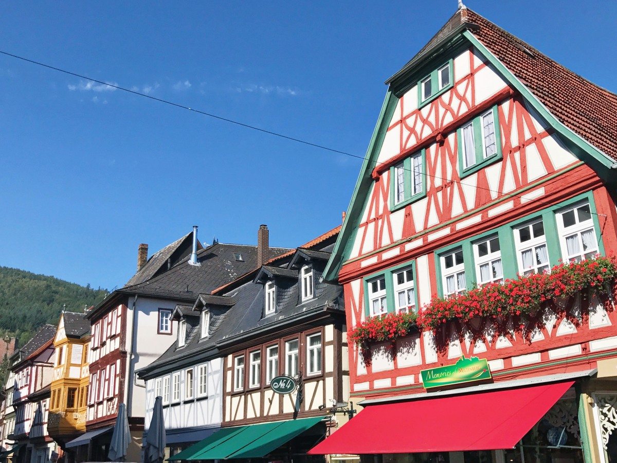 Exploring Miltenberg Germany - Her Heartland Soul