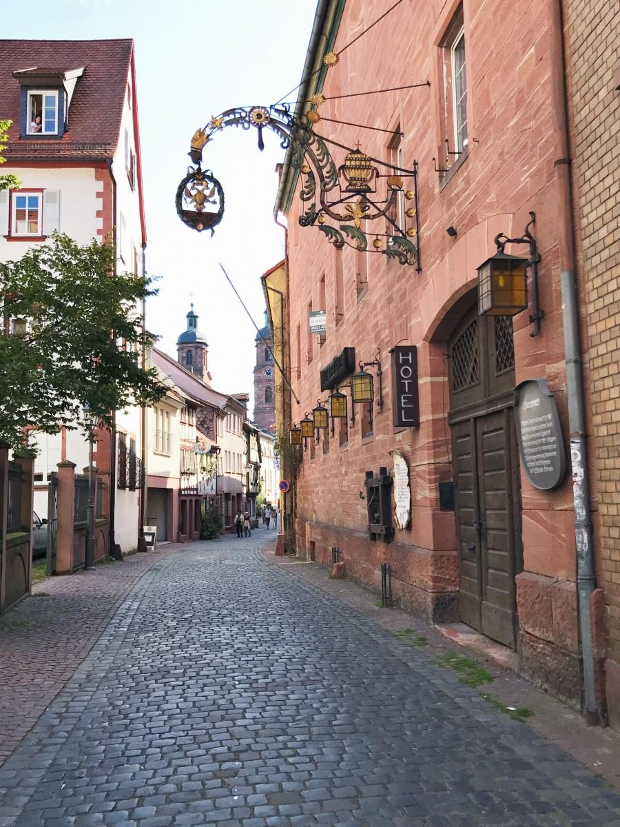 Miltenberg Germany Her Heartland Soul