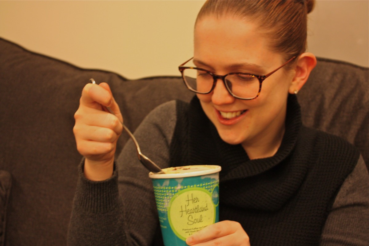 eCreamery Ice Cream Her Heartland Soul Erin Fairchild 12