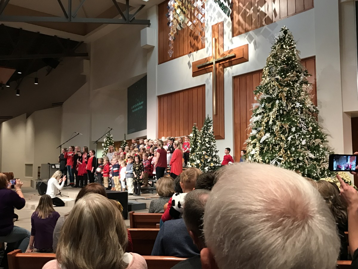 Eleanor's Christmas Pageant Her Heartland Soul