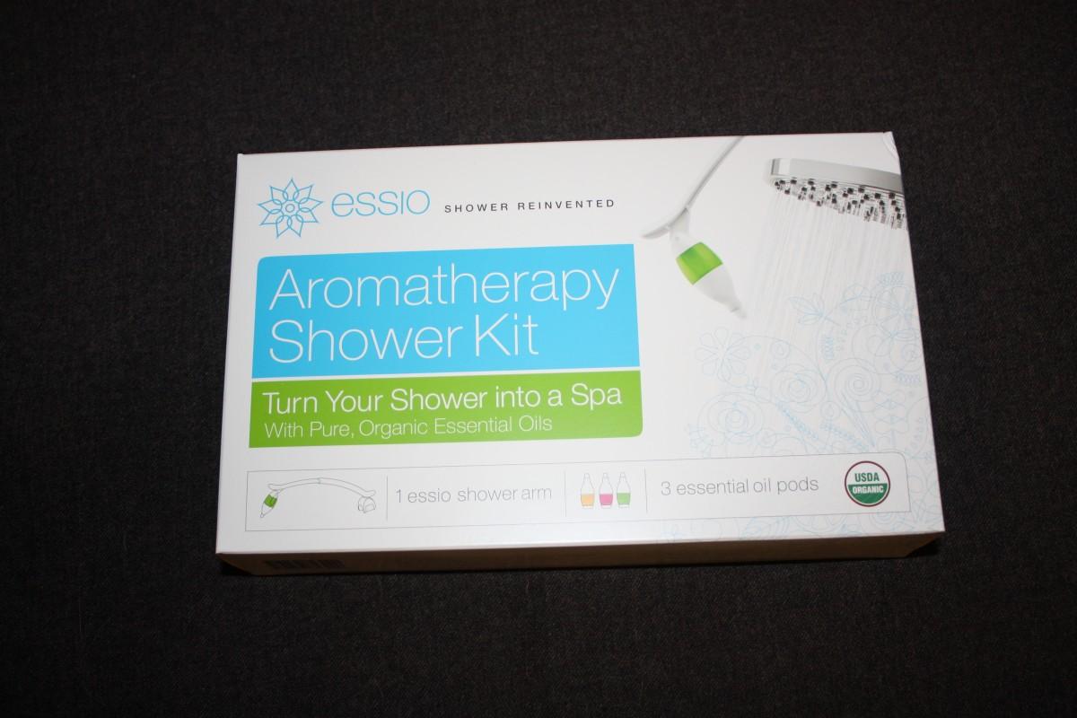 Essio aromatherapy shower kit her heartland soul erin fairchild