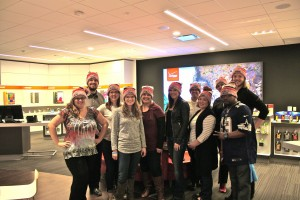 Verizon Tech Holiday Blogger Event Her Heartland Soul Erin Fairchild