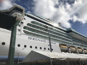 Cruising on Royal Caribbean's Serenade of the Seas