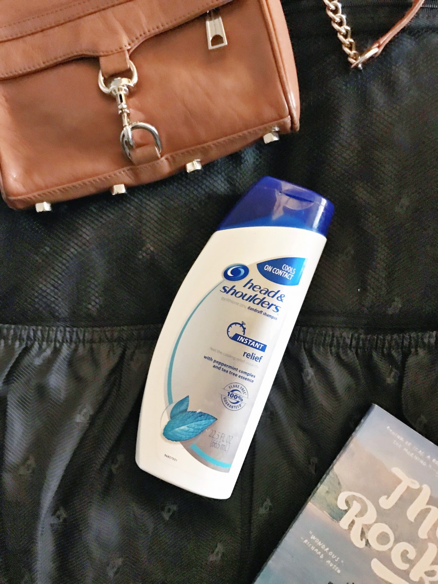 Head & Shoulders Instant Relief Shampoo Her Heartland Soul