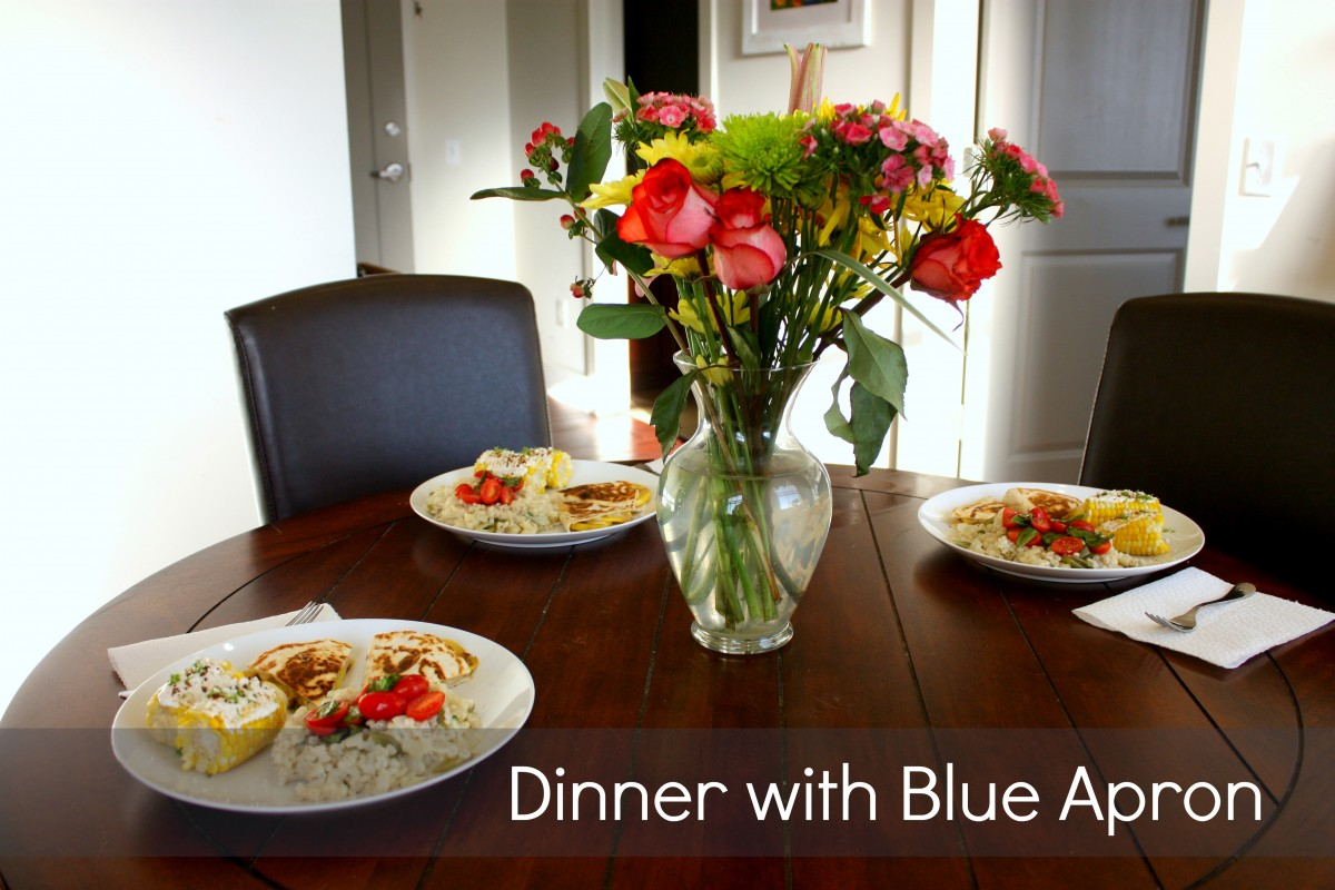 Blue apron breakfast - Blue Apron Vegetarian Meals Her Heartland Soul