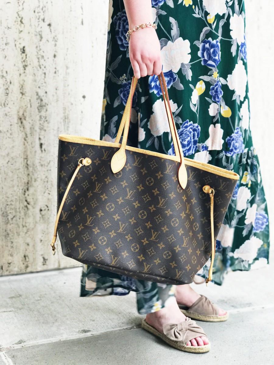 Louis Vuitton Neverfull Her Heartland Soul
