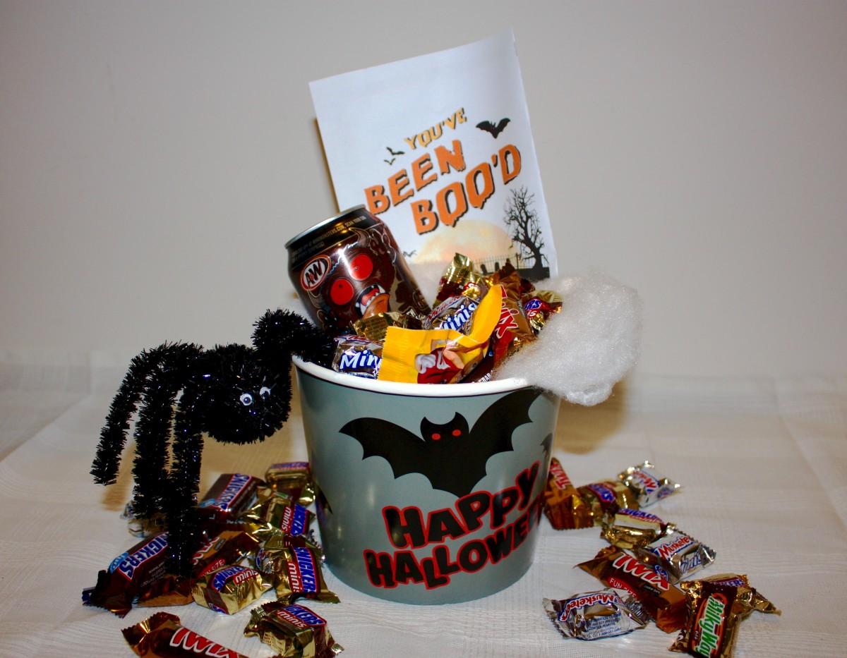 halloween boo kit her heartland soul