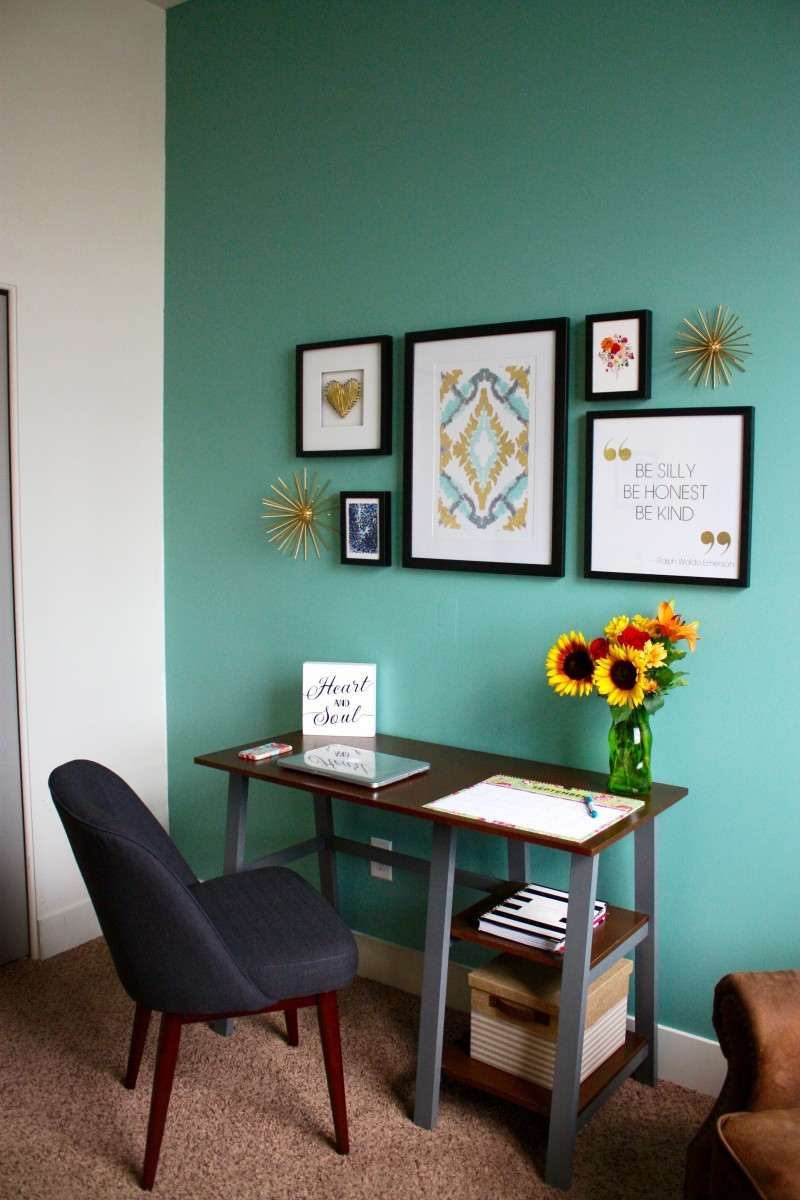diy home office design her heartland soul