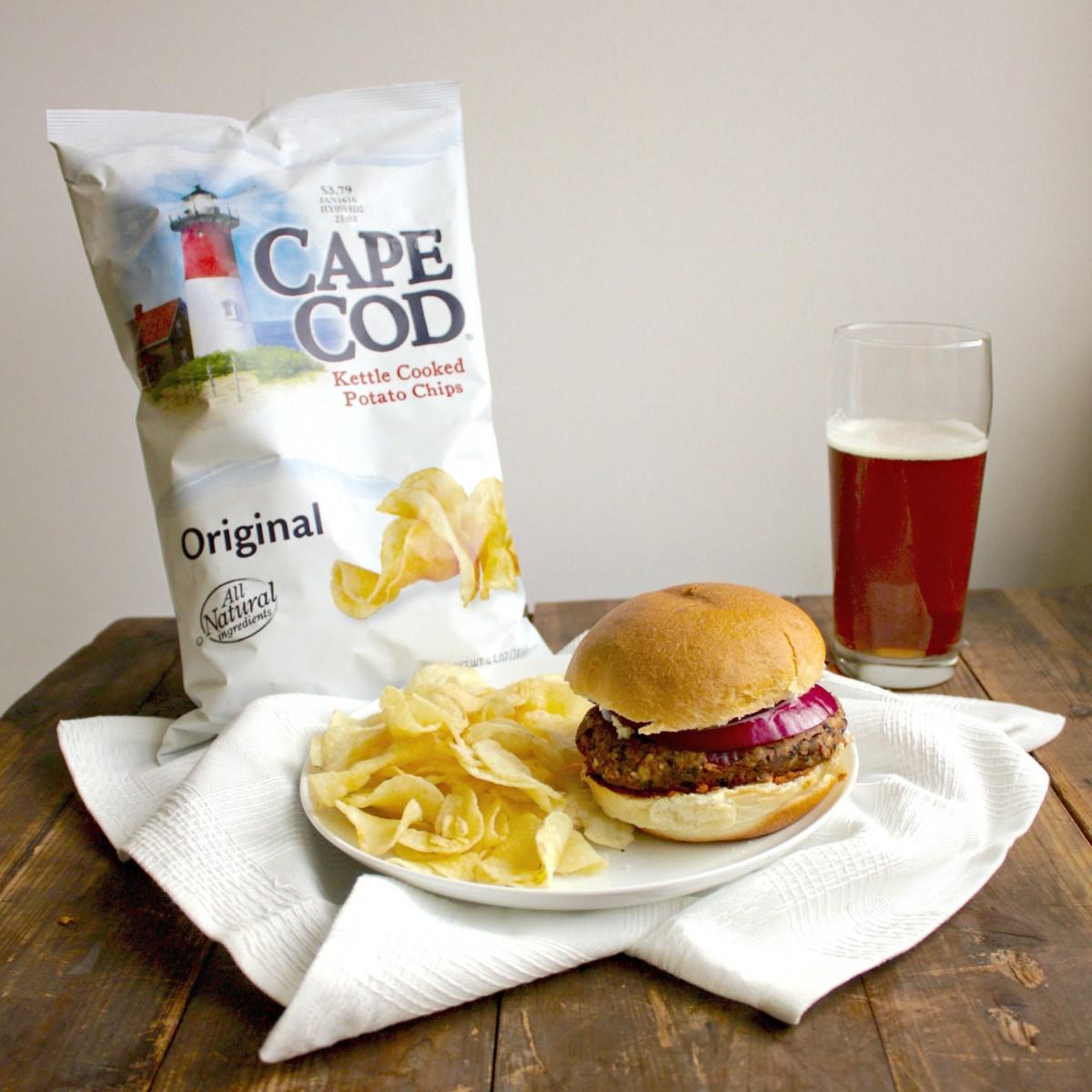 tailgate bbq black bean veggie burgers recipe her heartland soul