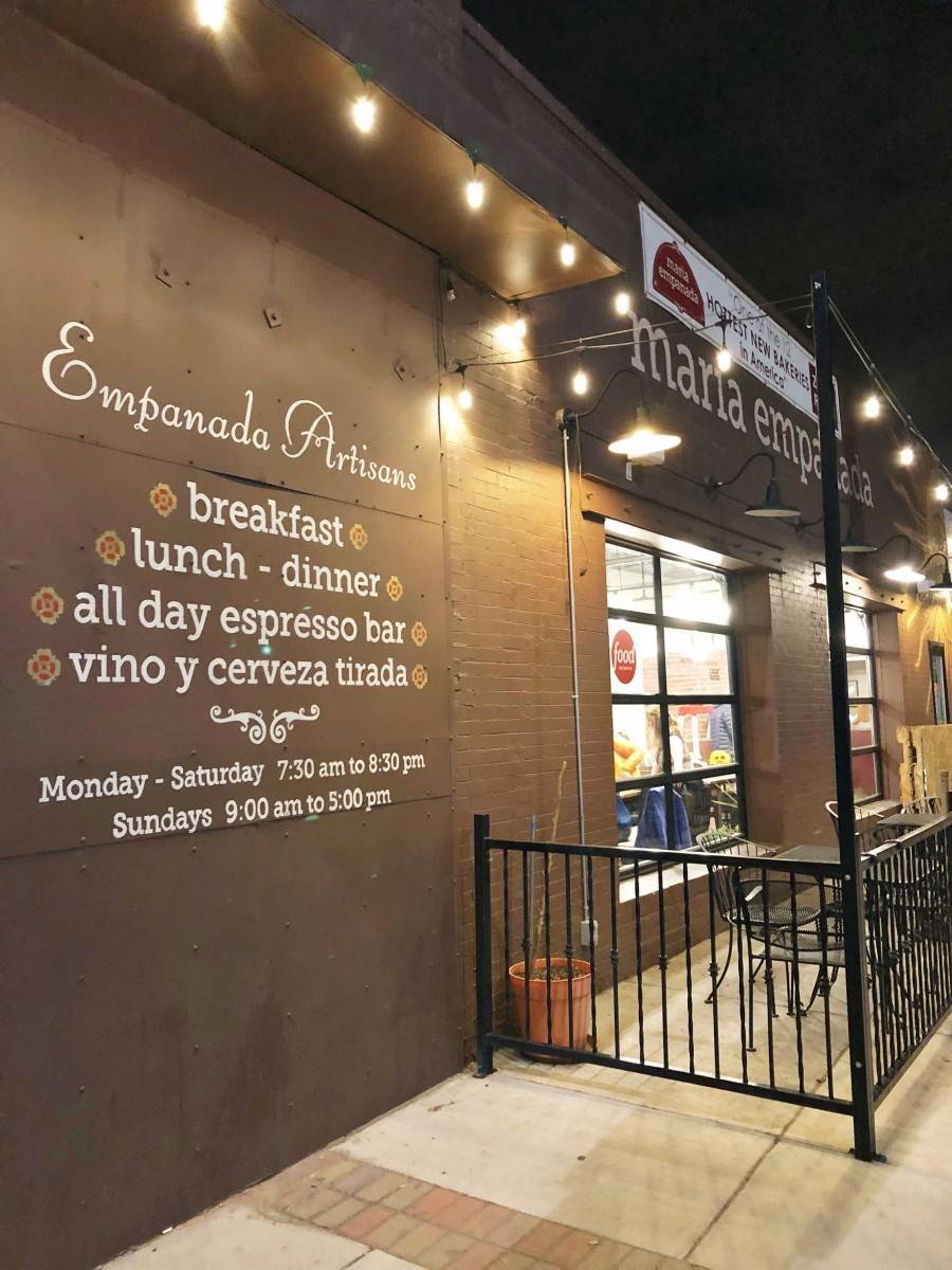 Maria Empanada Denver Colorado Restaurant Her Heartland Soul