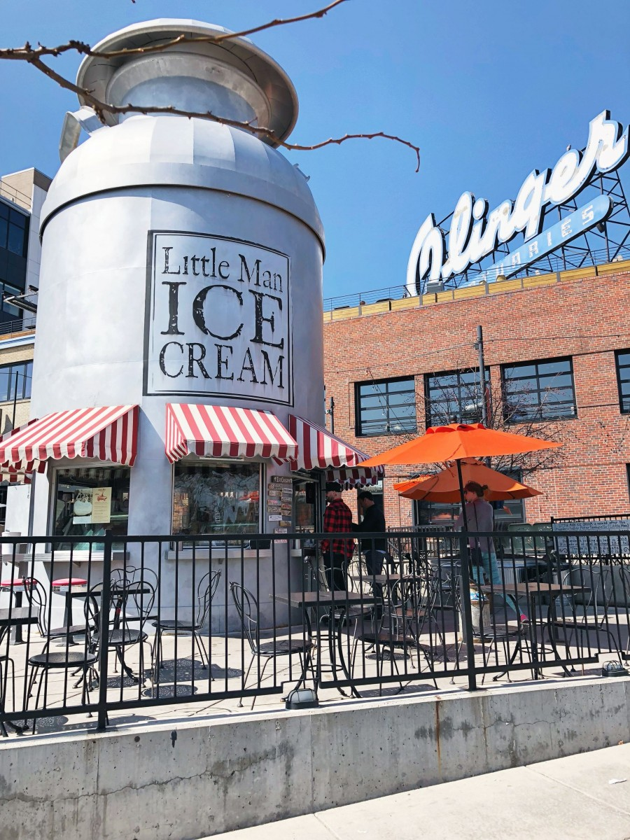 Little Man Ice Cream Denver Colorado LoHi Her Heartland Soul
