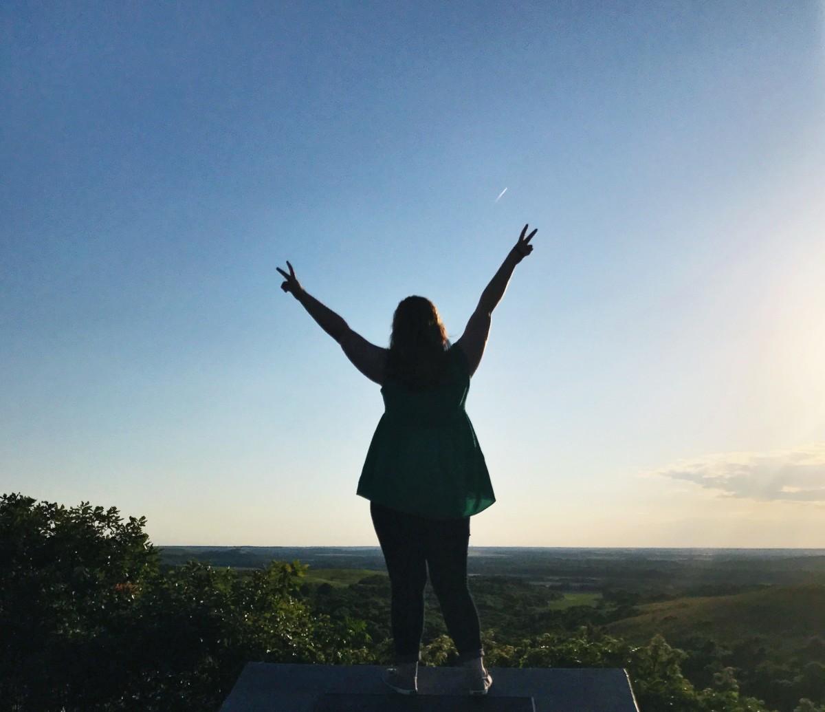 Flint Hills Scenic Overlook Her Heartland Soul